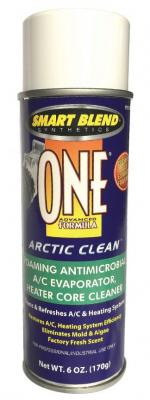 13001 - ARCTIC CLEAN - Foaming Antimicrobial A/C Evaporator & Heater Core Cleaner